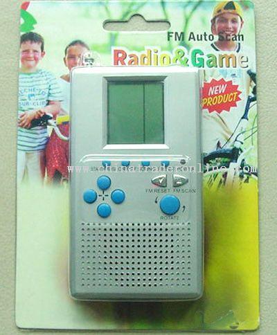 Brick Game+ Fm Radio