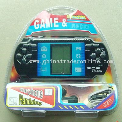 Brick Game+ Fm Radio from China