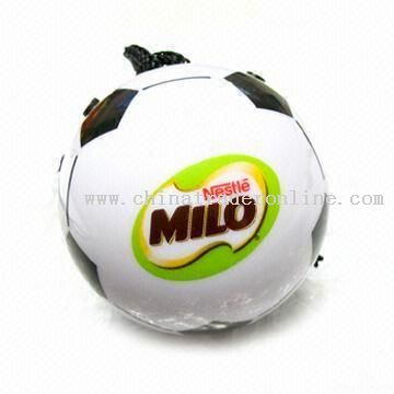 PVC Ball-shaped FM Scan Radio