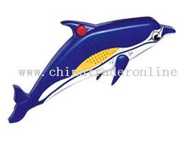 fish shape Shower radio