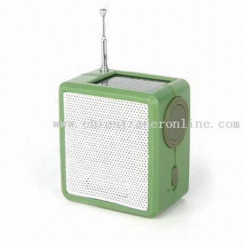 AM FM Radio Solar Radio Dynamo Radio for Camping and Electronic Gift