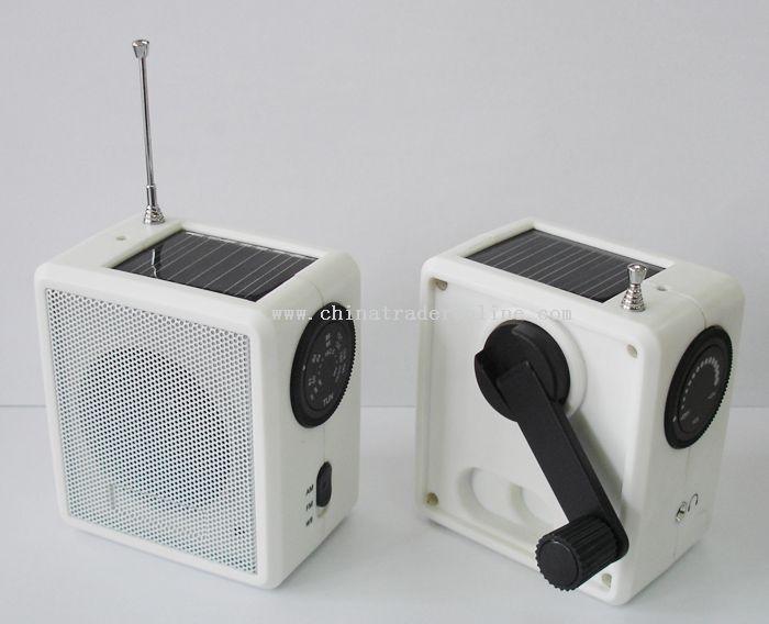 dynamo & solar radio