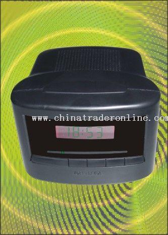 AM/FM DISPLAY DIGITAL CLOCK