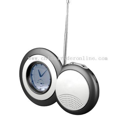 Clock FM RADIO from China