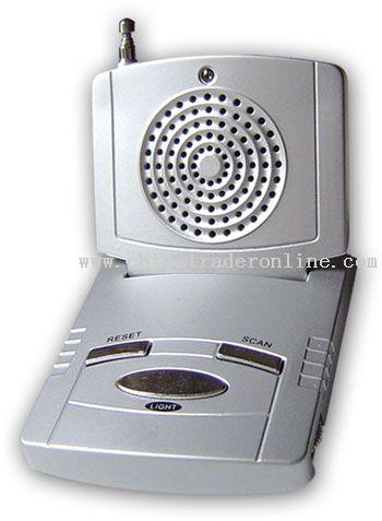 2-FOLD RADIO WITH LIGHT