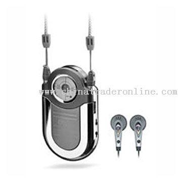 Mini Pocket AM/FM Radio