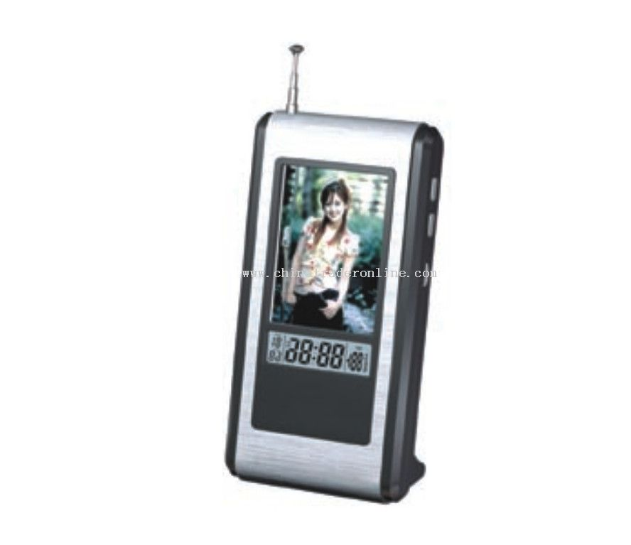 Photo Frame Radio