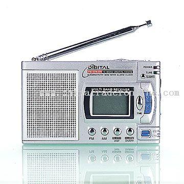 Multiband Digital Radio