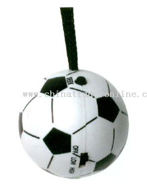 World Cup Football Mini Radio