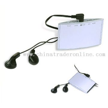 FM Automatic Scanning Radio from China