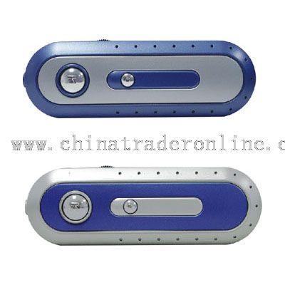 MP3 Shape FM AUTO SCAN RADIO