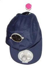 Solar Fan Cap