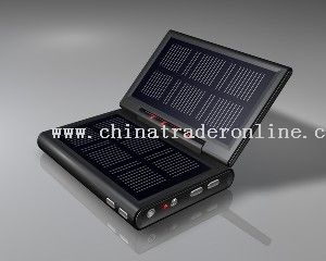 Solar Charger For Mobile Phone MP3 MP4 Palm Game Machine Camera