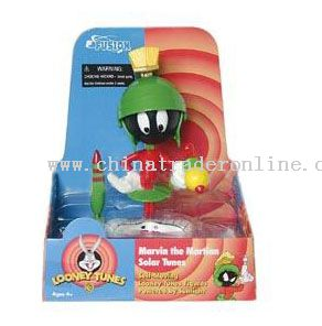 solar dancing Marvin the Martian