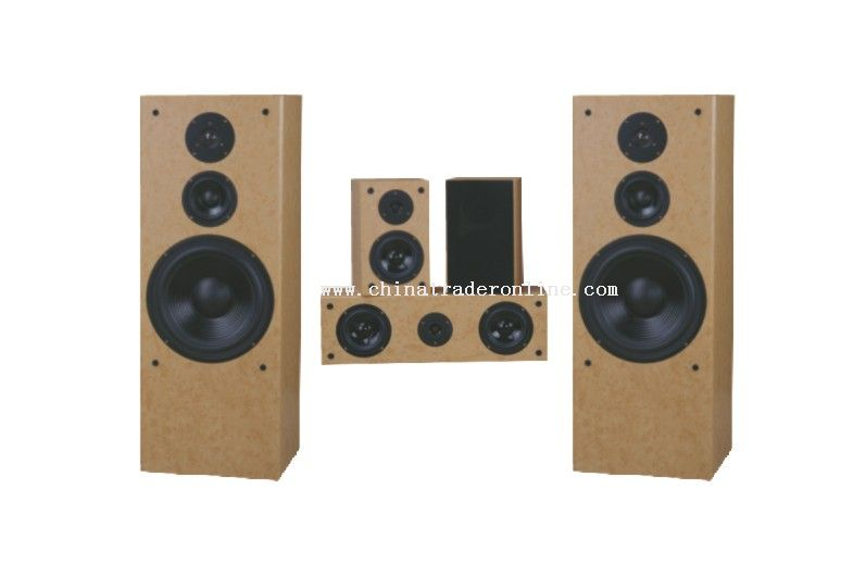 POWER SPEAKER SYSTEM