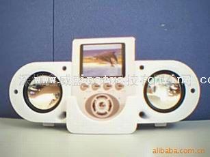 Mini speaker for MP3