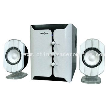 Multimedia Speakers with Subwoofer