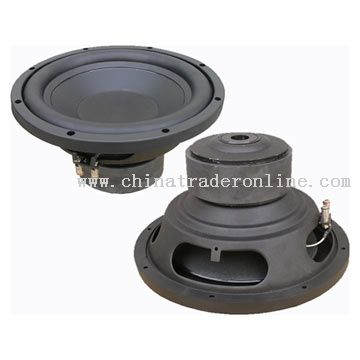 Woofers from China