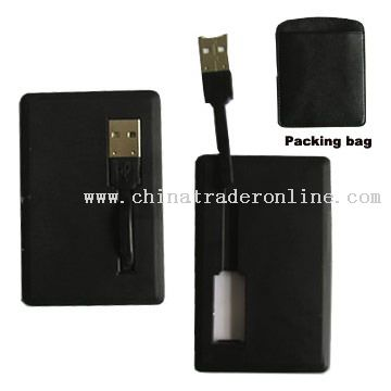 Credit Card Shape USB Flash Disk