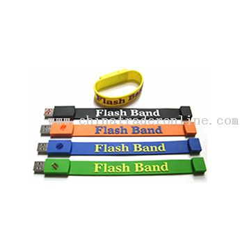 Stylish Band USB Flash Disk
