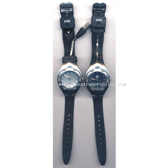 USB Flash Watch