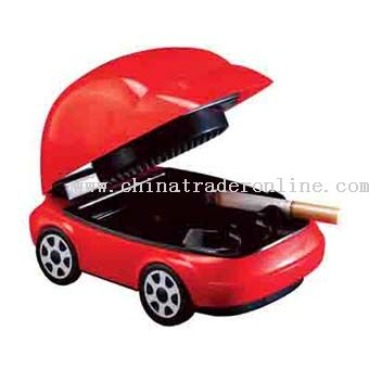 Beetle Car USB Smokeless Ashtray