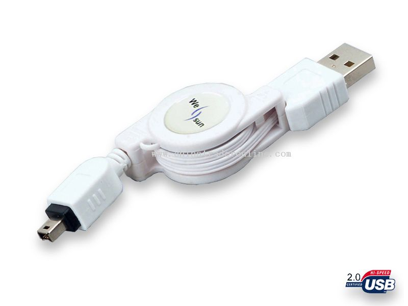 USB AM-1394 4p M Cable