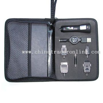 Portable Mobile Phone Charger Kit