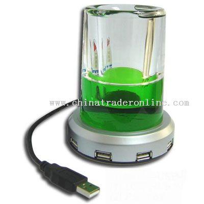 USB HUB Penholder from China