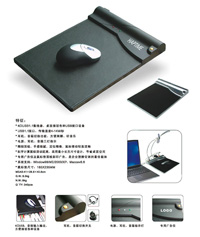 USB Hub Mouse Pad from China