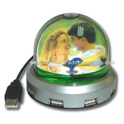 USB Liquid HUB from China