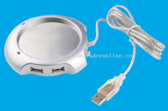 USB warmer with HUB from China