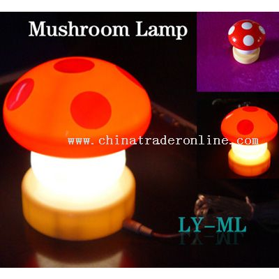 Mushroom Lamp from China
