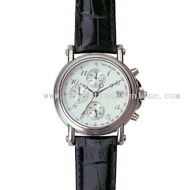 Brushed silver Classic Watch from China