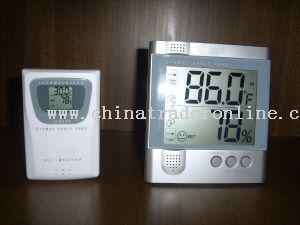Wireless Thermometer & Hygrometer