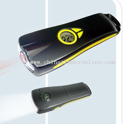 Projection Flashlight