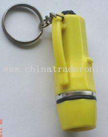 Plastic torch
