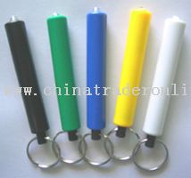 Plastic torch from China