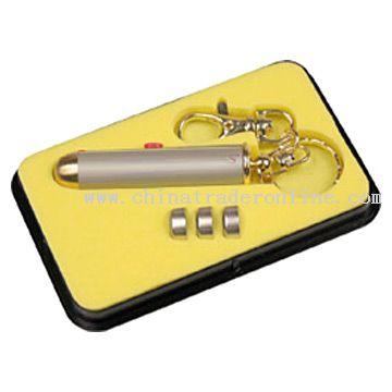 Laser Pointer Key Chain