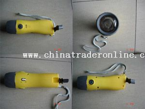 Shake Flashlight from China