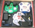 Wireless Joypad 45 Games In 1