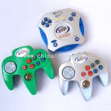 Wireless Joypad 45 Games In 1 from China