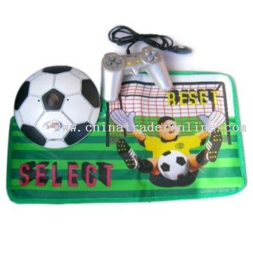 Interactive Soccer With Joypad