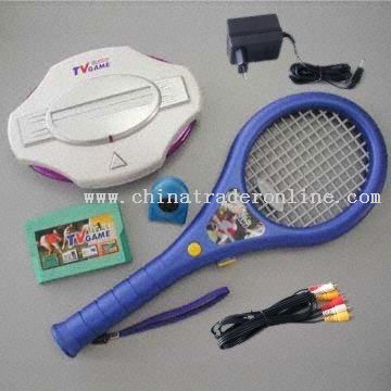 Interactive Tennis