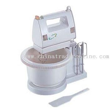 Egg Mixer / Flour Mixer (with Bowl)