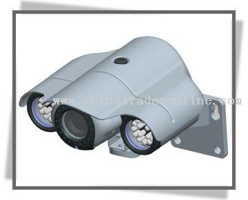 Flying Saucer Cameras
