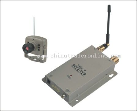 Wireless Audio/Video Transmission System