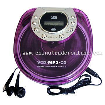 CD VCD MP3 Players