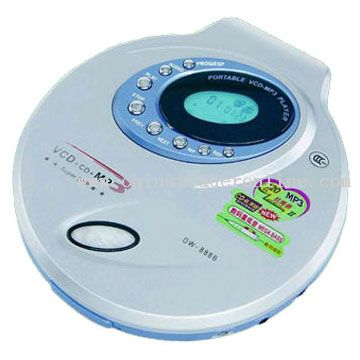 CD VCD MP3 Players