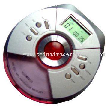 MP3 CD VCD Player